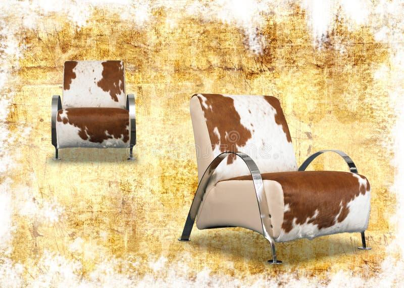 Sofa furniture stock illustration