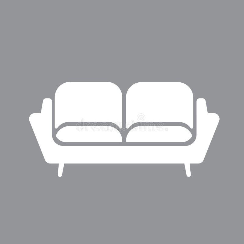 Sofa Line Art photo stock