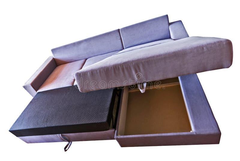 Sofa moderne images libres de droits