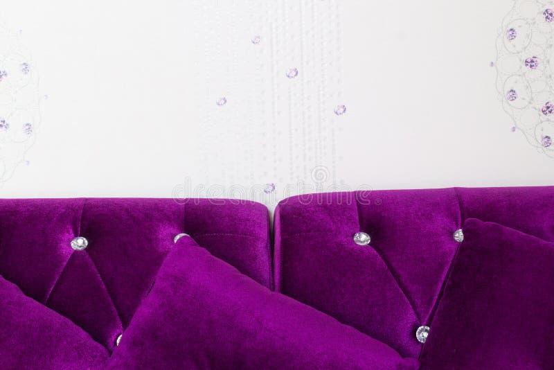 Sofa moderne de luxe photo libre de droits