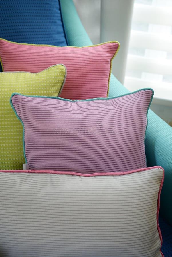Sofa Pillow stockbild