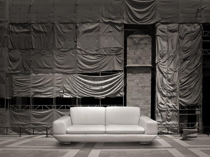 Fußboden Leder Preis ~ Sofasegeltuchhintergrund des weißen leders stockbild bild von