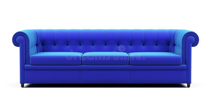 soffa stock illustrationer
