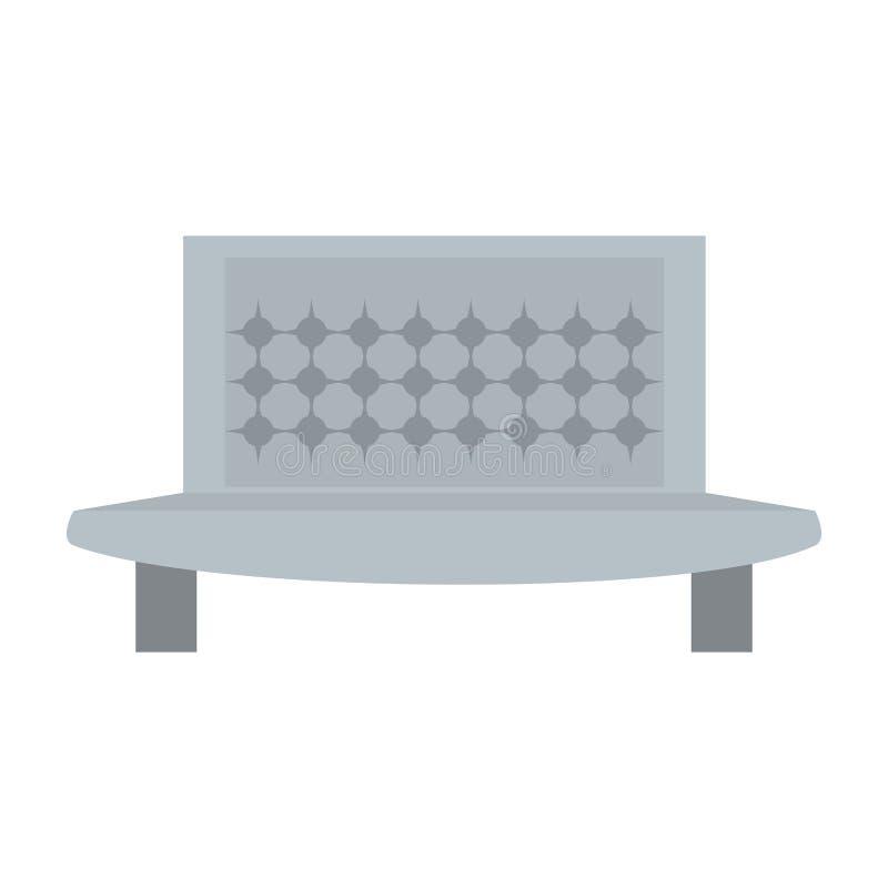 soffamöblemanghuset kopplar av vektor illustrationer