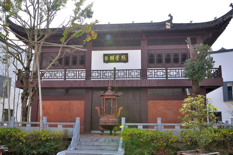 Soffitta di Kuixing fotografia stock libera da diritti