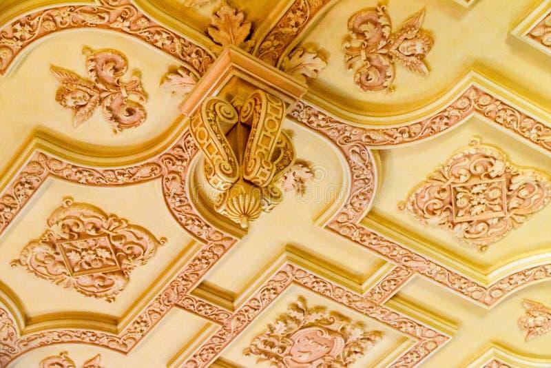 Soffitto della Camera di Biltmore immagini stock