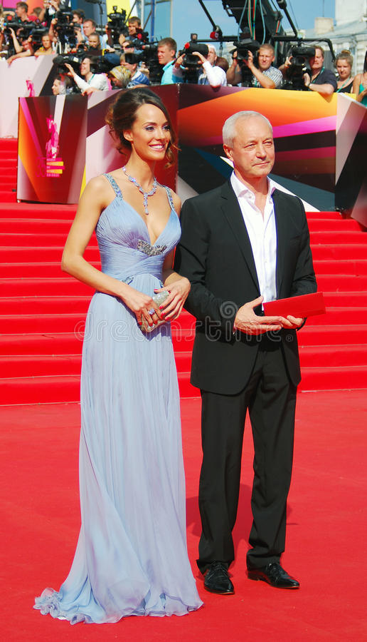 Download Sofia Arzhakovskaya At Moscow Film Festival Editorial Image - Image: 31924255
