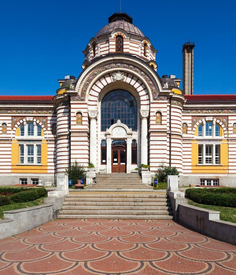 Download Sofia Bathhouse Royalty Free Stock Photo - Image: 25737035