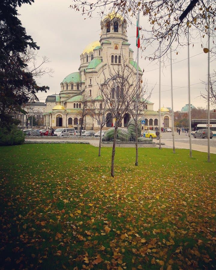 Sofia bulgari obraz royalty free
