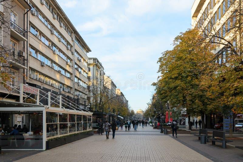 Sofia, Bulgarie photos libres de droits