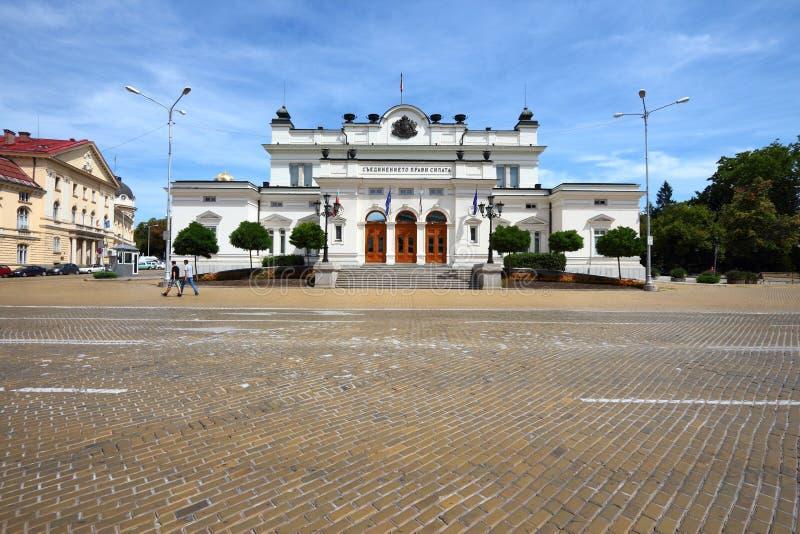 Sofia, Bulgarien lizenzfreie stockfotos