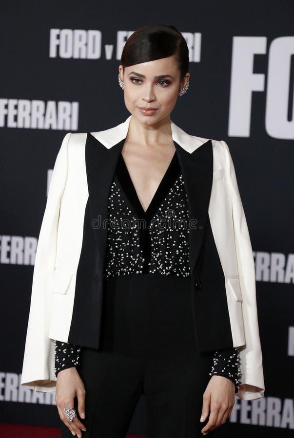 Sofia Carson stock photo
