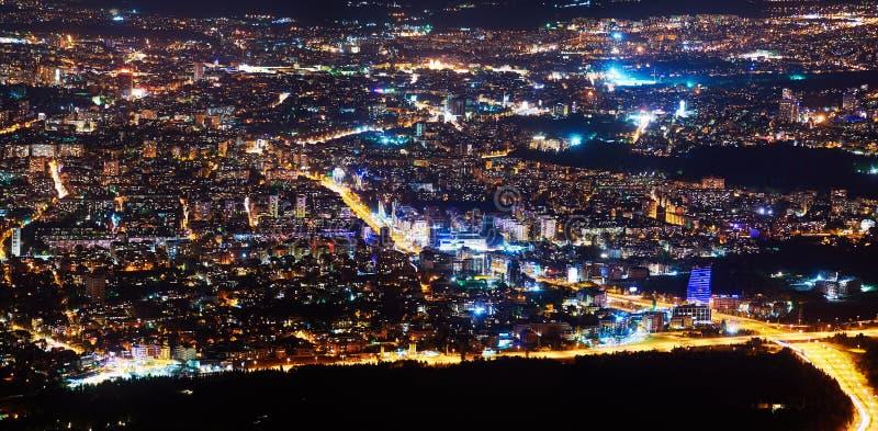 Sofia - die Hauptstadt von Bulgarien lizenzfreies stockbild