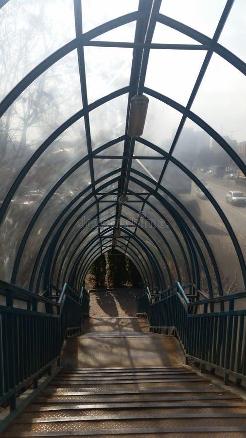 Sofia in discesa, Bulgaria immagini stock libere da diritti