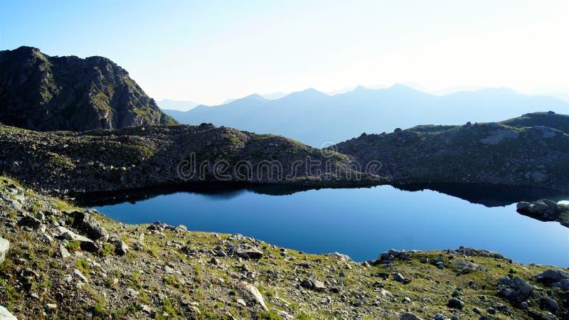 The Sofia mountain lake royalty free stock images