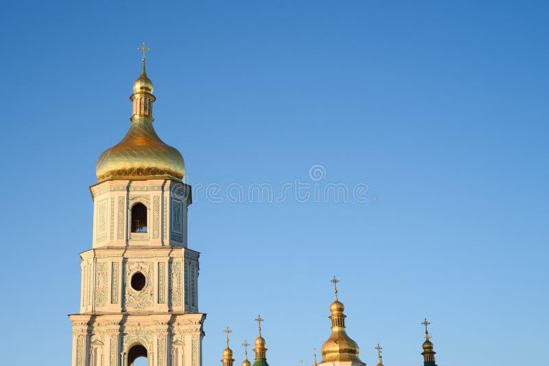Sofia Square Pl Ka de ¹ de SofiysÊ, Kiev Ukraine images stock