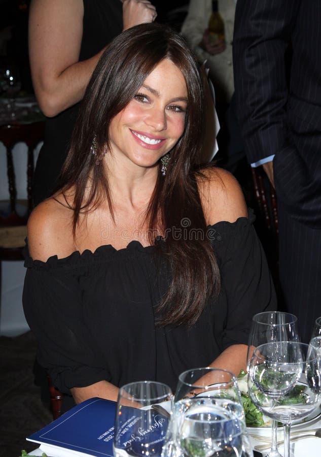 Sofia Vergara royalty-vrije stock afbeeldingen