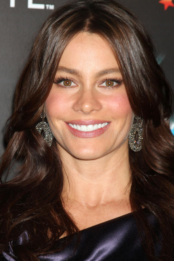 Download Sofia Vergara redaktionelles stockfoto. Bild von d0, hollywood - 26359138