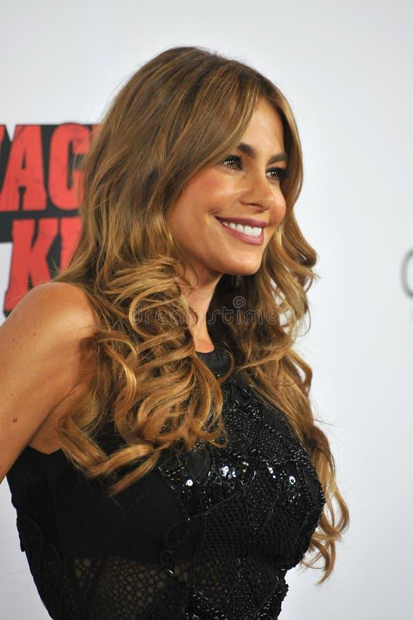 Sofia Vergara royalty free stock image