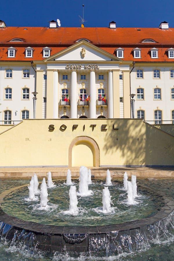 Sofitel Grand Hotel In Sopot, Poland Editorial Stock Photo