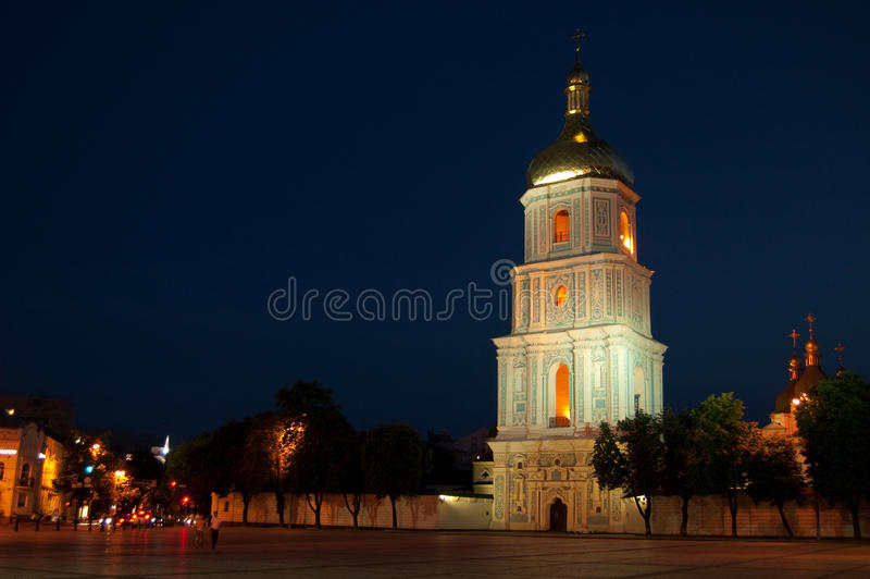 Sofiya Kiev royalty-vrije stock afbeeldingen