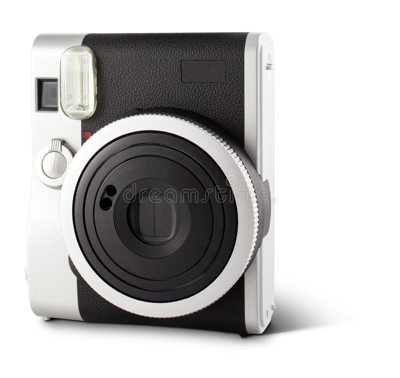 Sofortbildfilmkamera stockfotografie