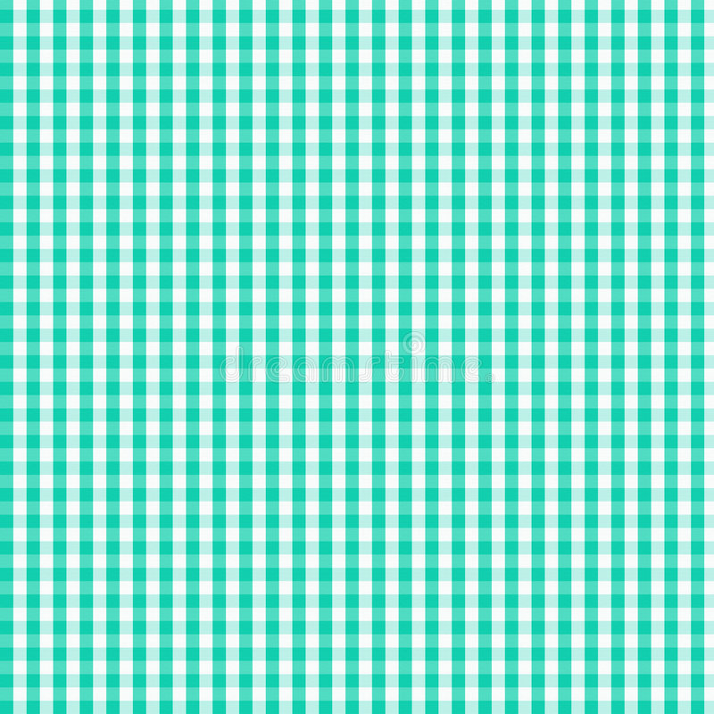 Soft Baby Gingham. Gingham checks with a slight fabric texture stock photos