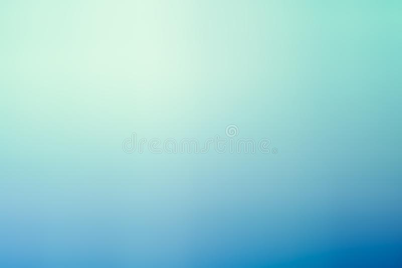 Soft blue gradient empty simple ,smooth background. Soft blue gradient empty simple ,smooth texture walpaper background stock photography
