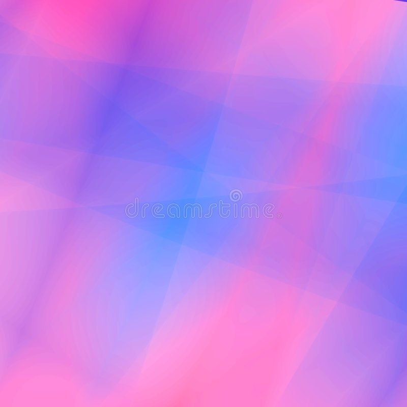 Soft Blue and Pink Background royalty free illustration