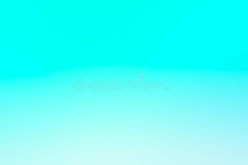 Soft blue and white gradient background royalty free stock photos
