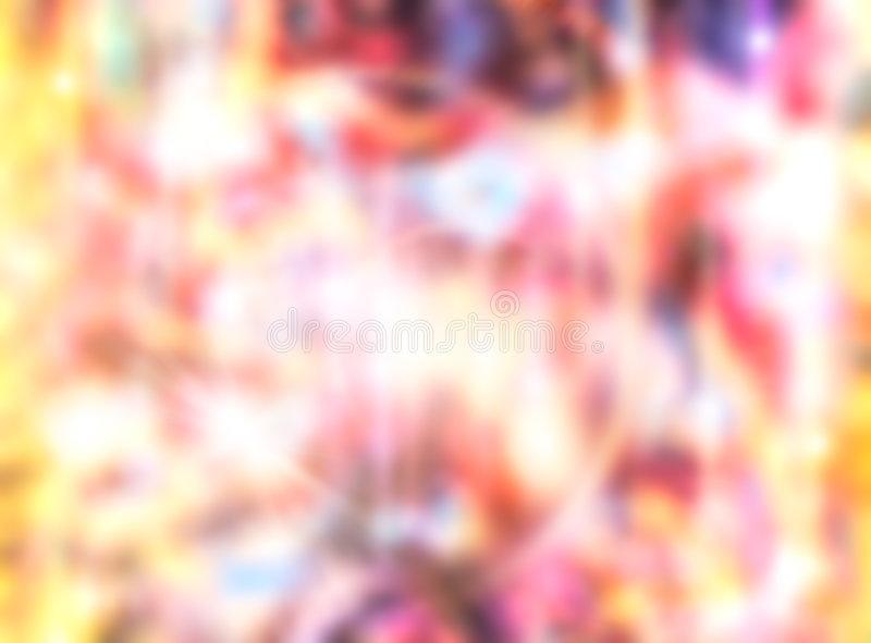 Soft bright abstract spots. Texture or background royalty free stock image