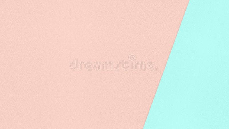 Soft cloudy is gradient pastel,Abstract paint background sweet color royalty free illustration