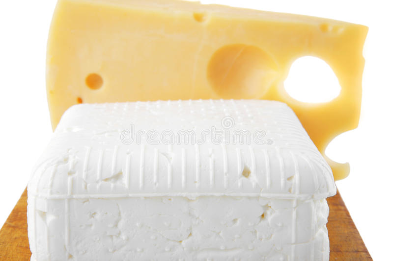Download Soft Delicacy Cheeses On Board Stock Photo - Image: 15535120