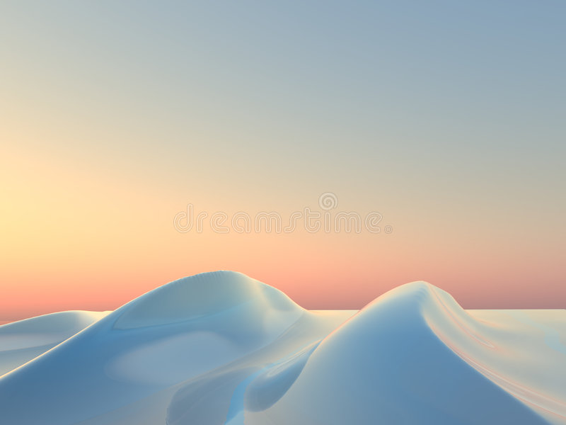 Soft Drift Background stock photo