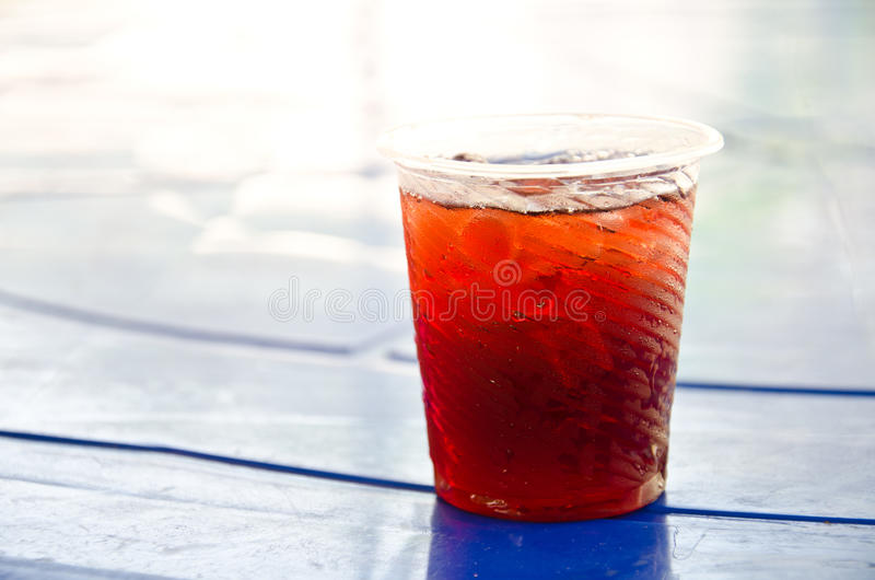 Download Soft drink in a glass. stock image. Image of nobody, glass - 23250671