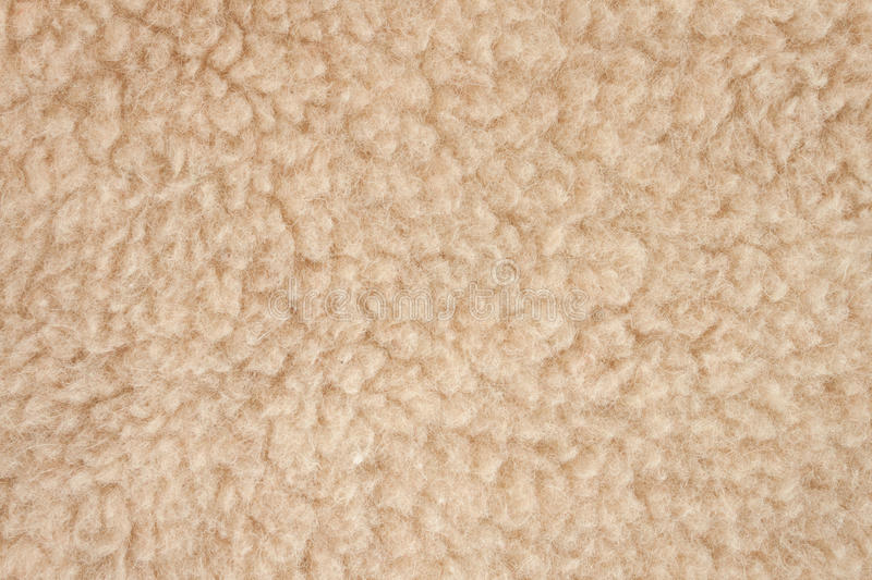 Soft and fluffy background from the fleece stock image