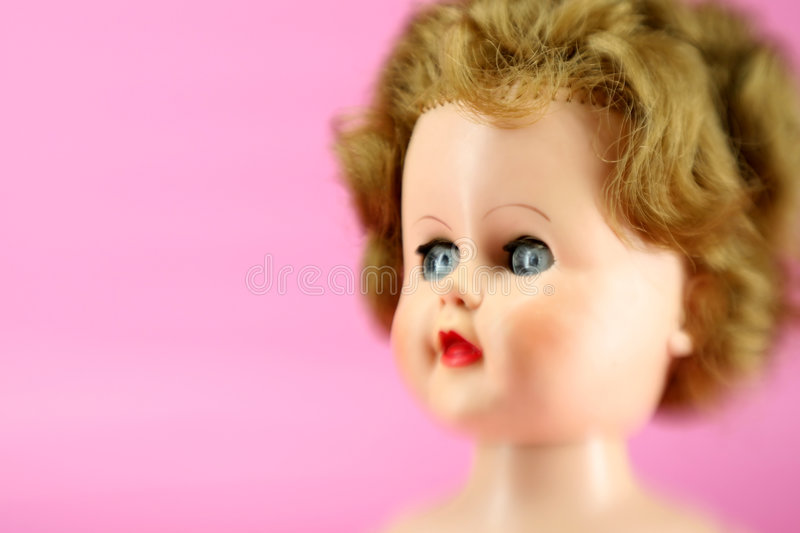 Download Soft Focus Doll Royalty Free Stock Image - Image: 4243116
