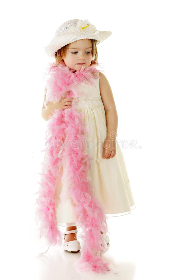 Download Soft And Gentle Preschooler Stock Image - Image of feathery, soft: 23270159