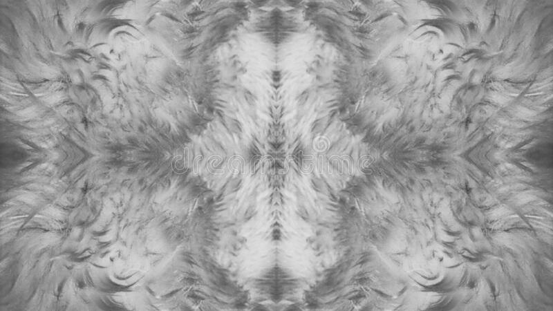 Soft Grey Artistic Shades & Blurs Background Abstract royalty free illustration