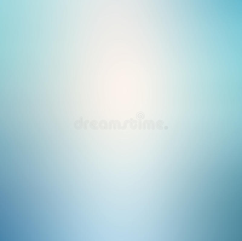 Soft light blue background stock photo