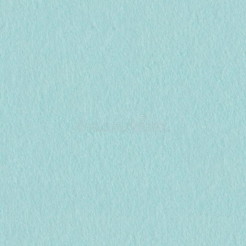 Soft light blue felt texture. Seamless square background, tile ready. royalty free stock photos