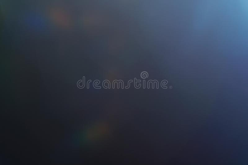 Soft light lens flare abstract shine arty simple stock image