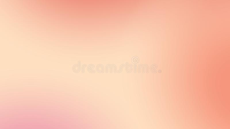 Soft orange, yellow and pink gradients for creative project for design, colorfull background. Soft orange, yellow and pink gradients for creative project for vector illustration