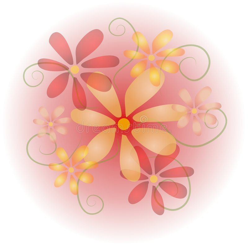 Download Soft Pastel Flowers Pink 2 Stock Images - Image: 2848694