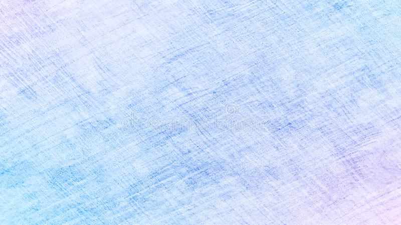 Soft pastel gradient Abstract paint coloring pencil texture background vector illustration