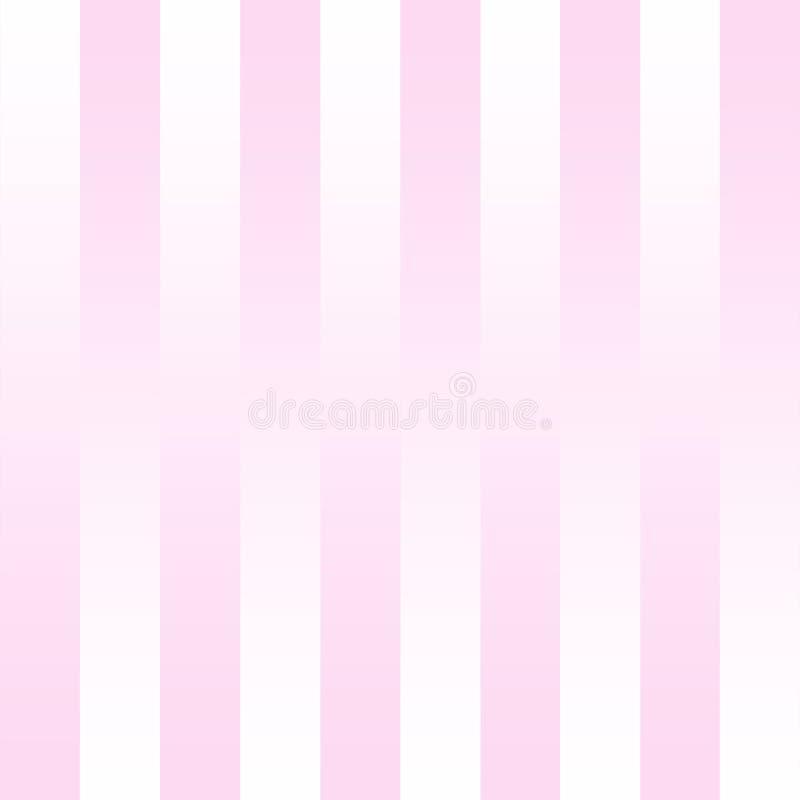 Soft pink background stock illustration