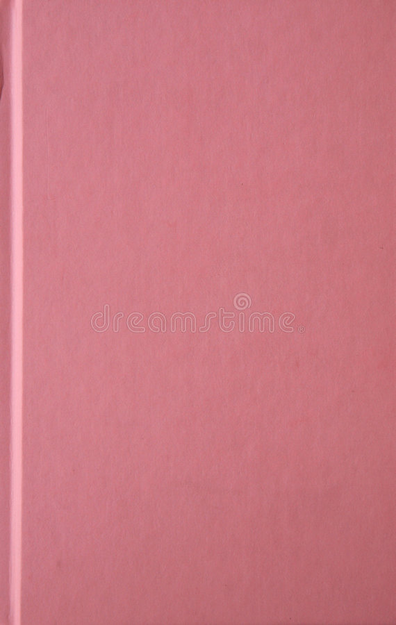 soft pink book cover stock image image 6483541