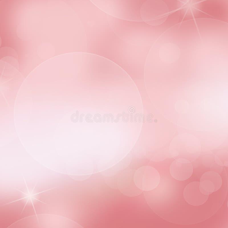 Soft pink light background. Soft pink light abstract background stock illustration