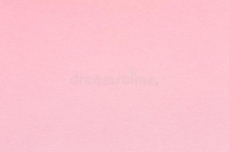 Soft pink paper texture for background usage. High quality image royalty free stock images