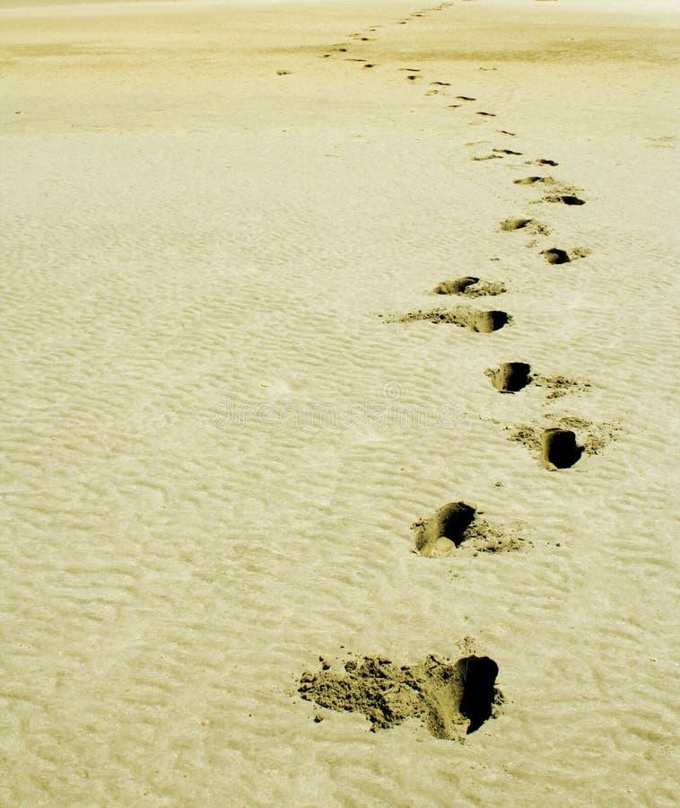 Download Soft Sand Footprint On The World, Dubai Stock Photo - Image: 11869752